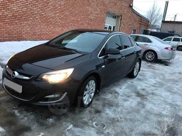 Opel Astra, 2013 год, 475 000 руб.