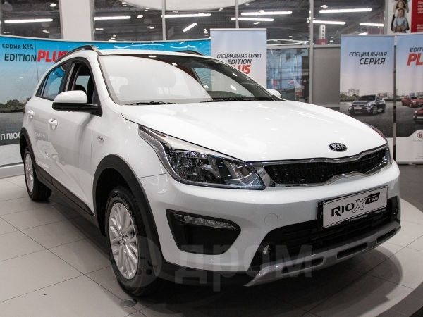 Kia Rio X-Line, 2020 год, 999 900 руб.