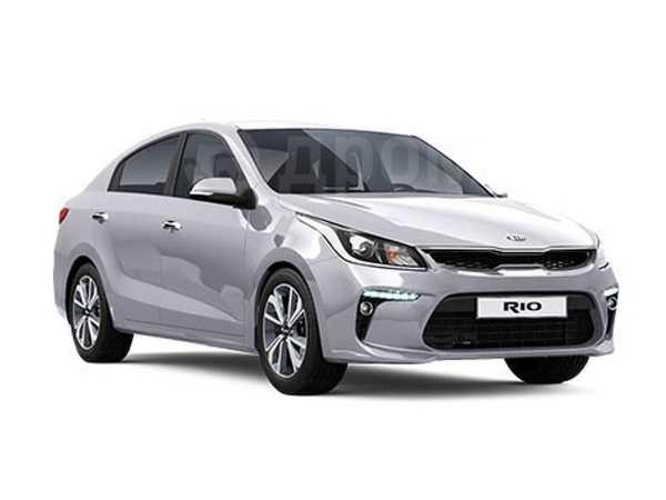 Kia Rio, 2020 год, 1 027 700 руб.