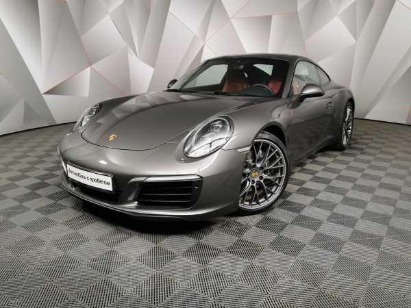 Porsche 911, 2017 год, 6 200 000 руб.