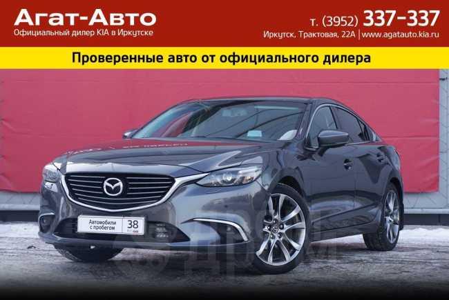 Mazda Mazda6, 2017 год, 1 495 000 руб.