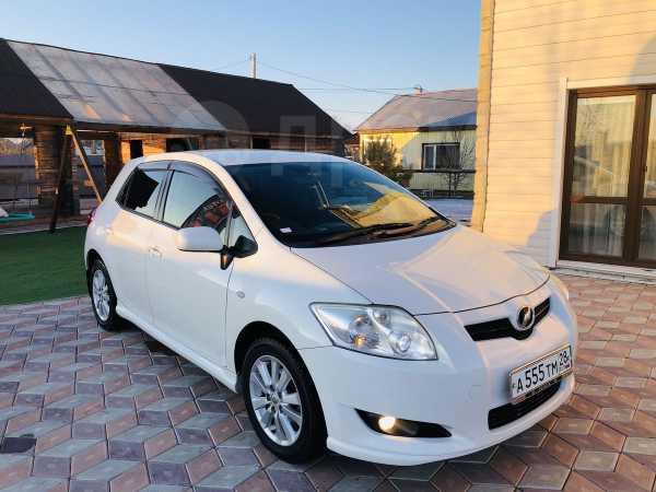 Toyota Auris, 2009 год, 600 000 руб.