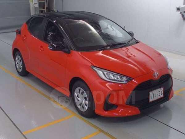 Toyota Yaris, 2020 год, 1 827 860 руб.
