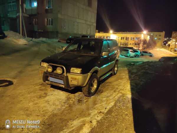 Nissan Mistral, 1995 год, 200 000 руб.