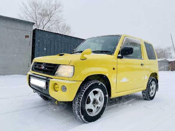 Mitsubishi Pajero Mini, 2002 год, 220 000 руб.