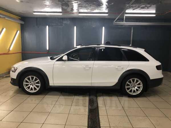 Audi A4 allroad quattro, 2012 год, 1 350 000 руб.