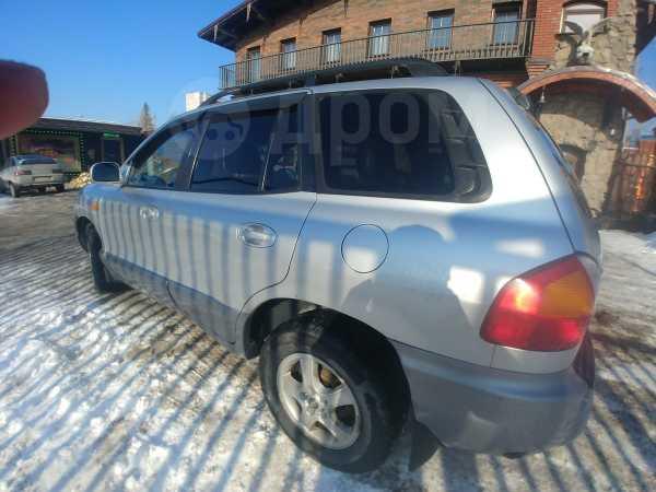 Hyundai Santa Fe, 2003 год, 370 000 руб.