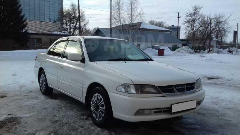 Toyota Carina, 2000 год, 278 000 руб.