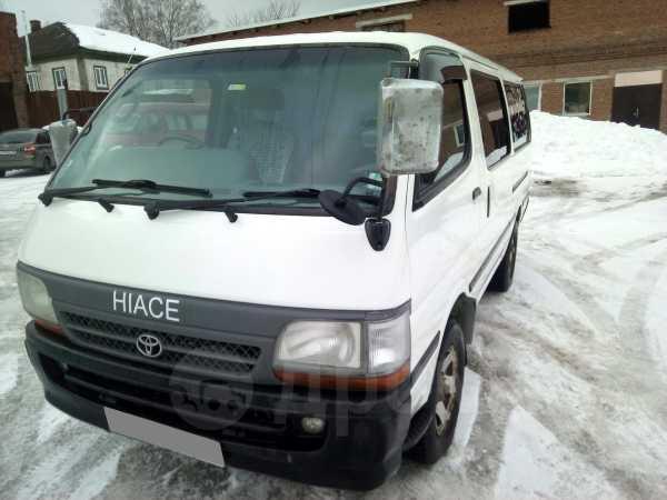 Toyota Regius Ace, 2001 год, 540 000 руб.