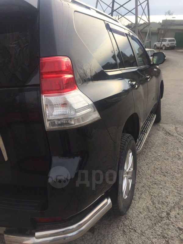 Toyota Land Cruiser Prado, 2010 год, 1 480 000 руб.
