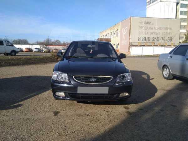 Hyundai Accent, 2009 год, 232 000 руб.
