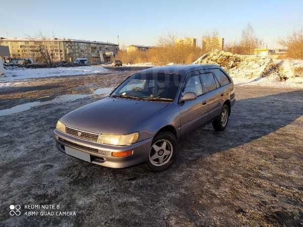Toyota Sprinter, 1996 год, 120 000 руб.
