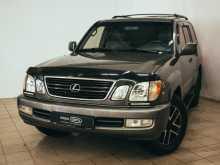 Калуга LX470 2002