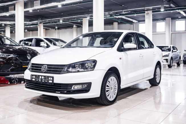Volkswagen Polo, 2018 год, 750 001 руб.