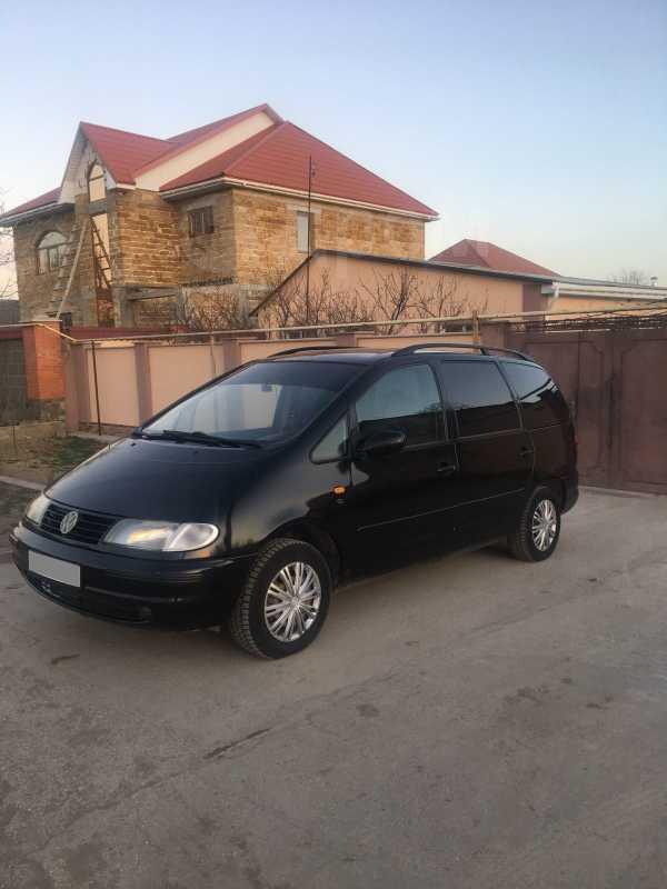 Volkswagen Sharan, 1996 год, 350 000 руб.