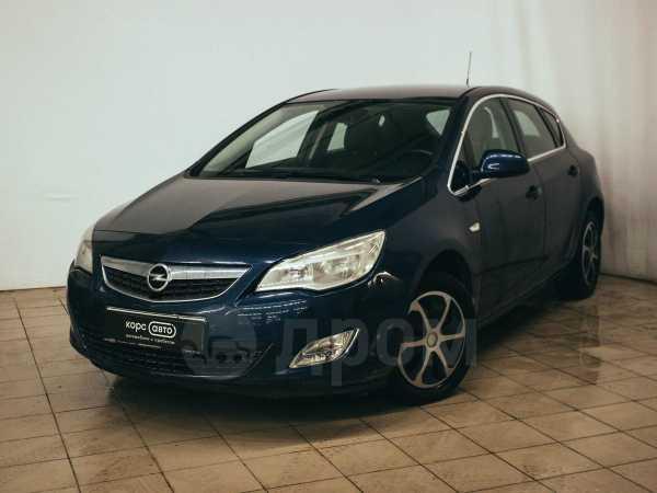 Opel Astra, 2010 год, 415 000 руб.