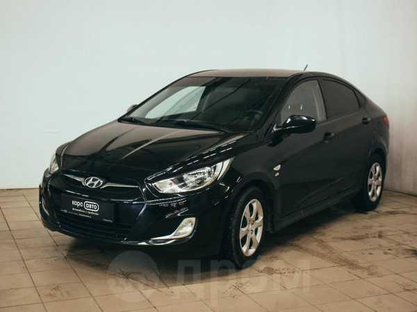 Hyundai Solaris, 2014 год, 485 000 руб.