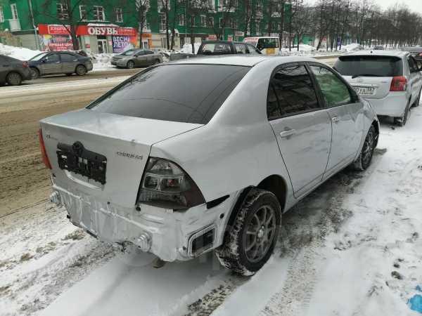 Toyota Corolla, 2002 год, 145 000 руб.