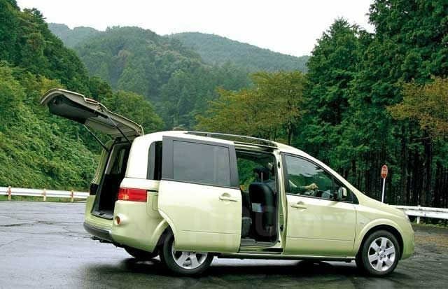 Nissan Lafesta, 2004 год, 550 000 руб.