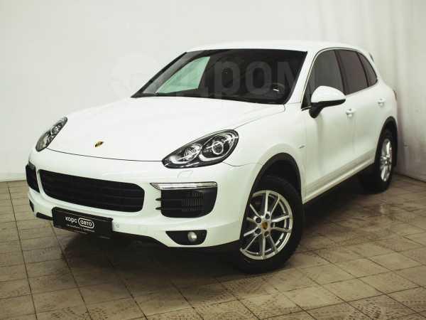 Porsche Cayenne, 2014 год, 2 270 000 руб.
