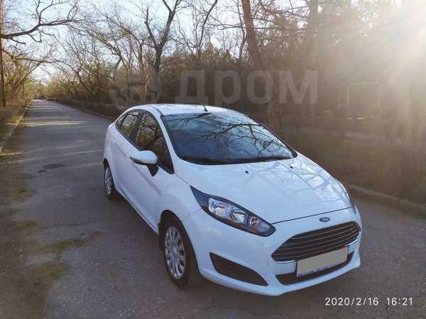Ford Fiesta, 2016 год, 540 000 руб.