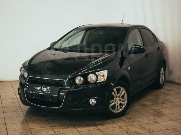 Chevrolet Aveo, 2013 год, 425 000 руб.