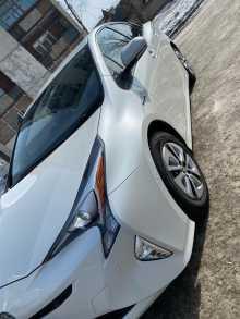 Мегет Prius 2016