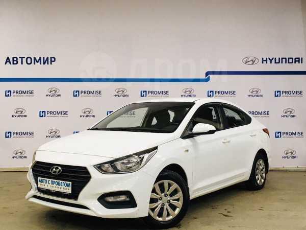 Hyundai Solaris, 2017 год, 681 500 руб.