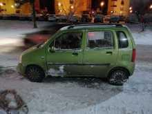 Петрозаводск Opel Agila 2000