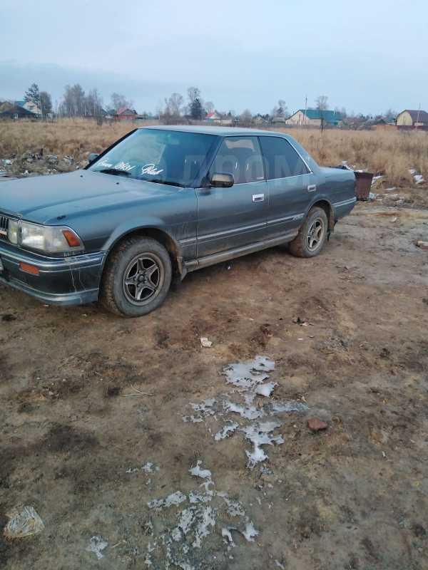 Toyota Crown, 1990 год, 120 000 руб.
