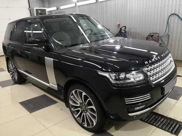 Land Rover Range Rover, 2013 год, 3 150 000 руб.