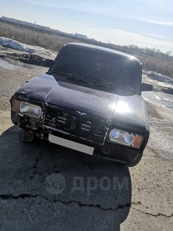 Лада 2107, 2002 год, 18 000 руб.