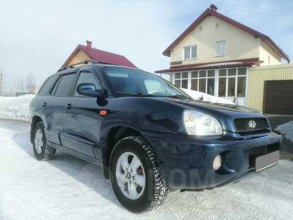 Hyundai Santa Fe Classic, 2008 год, 399 000 руб.