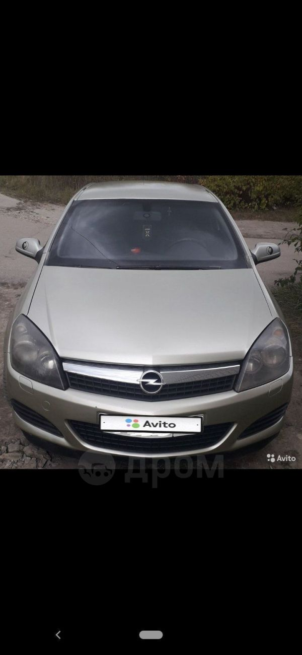 Opel Astra GTC, 2008 год, 270 000 руб.
