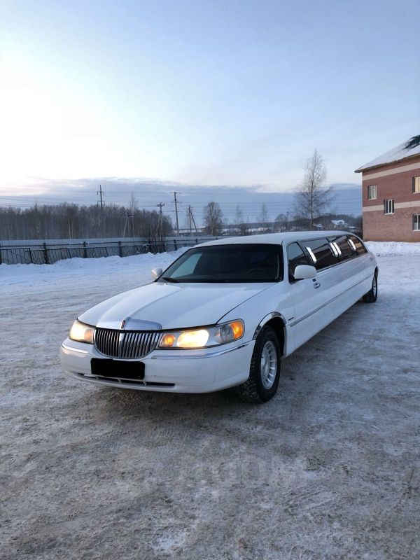 Lincoln Town Car, 1999 год, 260 000 руб.