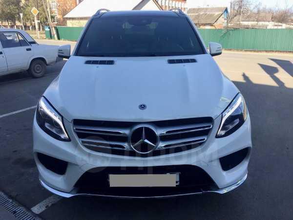 Mercedes-Benz GLE, 2018 год, 2 790 000 руб.