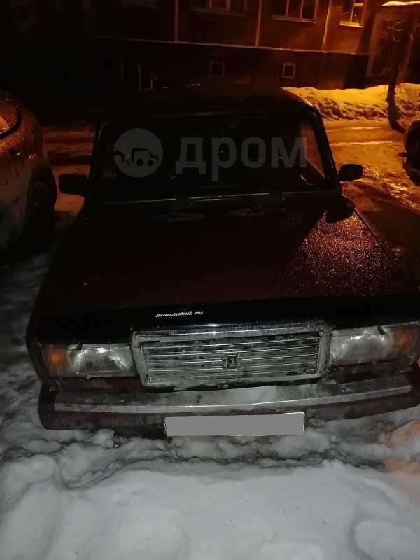 Лада 2107, 2002 год, 33 000 руб.