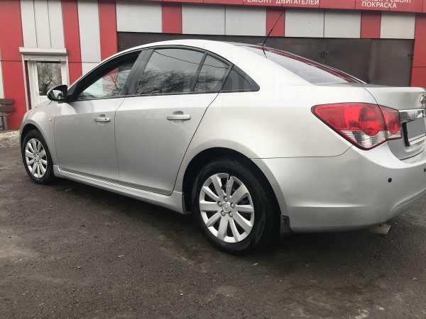Chevrolet Cruze, 2010 год, 285 000 руб.