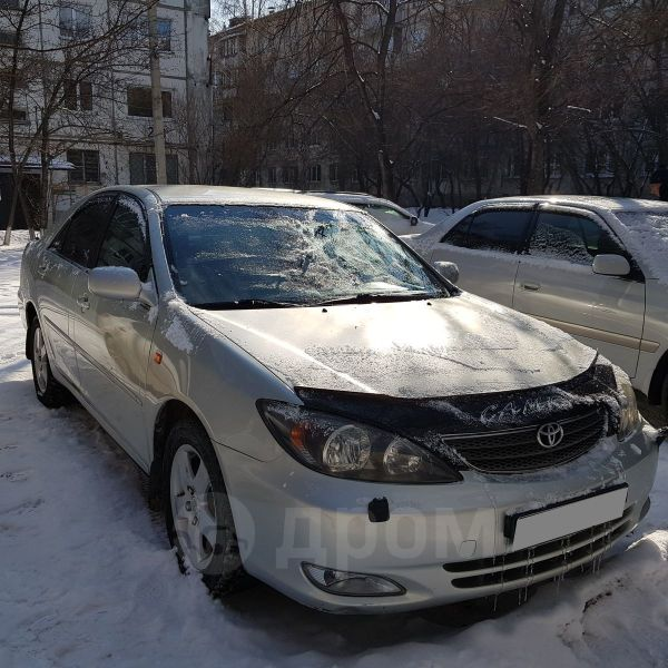 Toyota Camry, 2003 год, 460 000 руб.