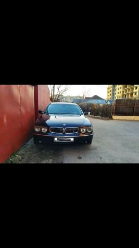 Нальчик BMW 7-Series 2002