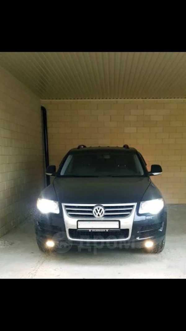 Volkswagen Touareg, 2007 год, 1 080 000 руб.