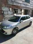Toyota Corolla Axio, 2015 год, 700 000 руб.
