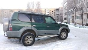 Сыктывкар Land Cruiser Prado