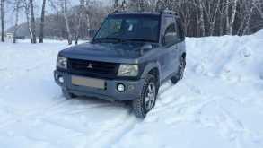 Бердск Pajero Mini 2003