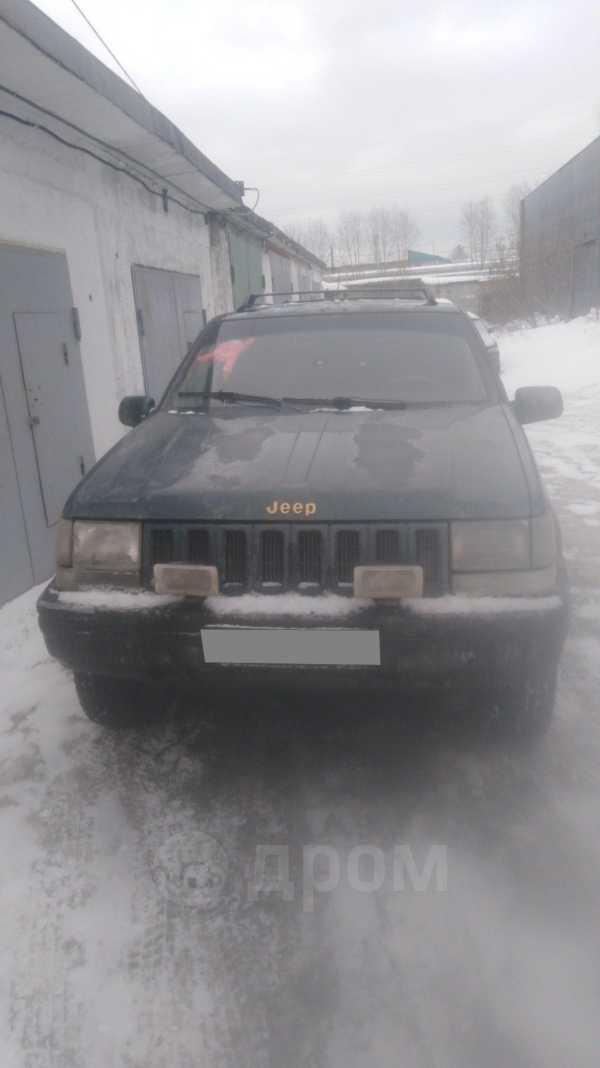 Jeep Grand Cherokee, 1995 год, 200 000 руб.