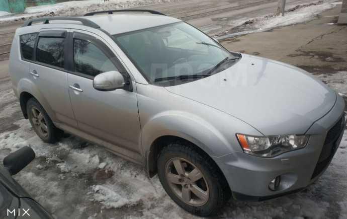Mitsubishi Outlander, 2011 год, 895 000 руб.