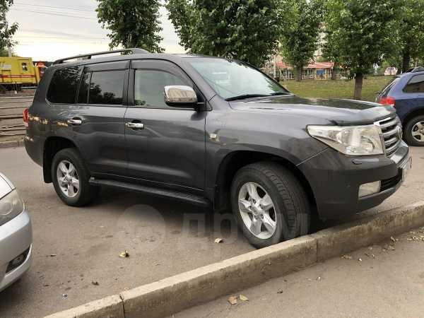 Toyota Land Cruiser, 2009 год, 1 550 000 руб.