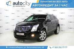 Новосибирск Cadillac SRX 2013