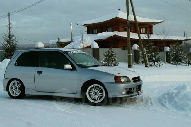 Toyota Starlet, 1997 год, 169 000 руб.