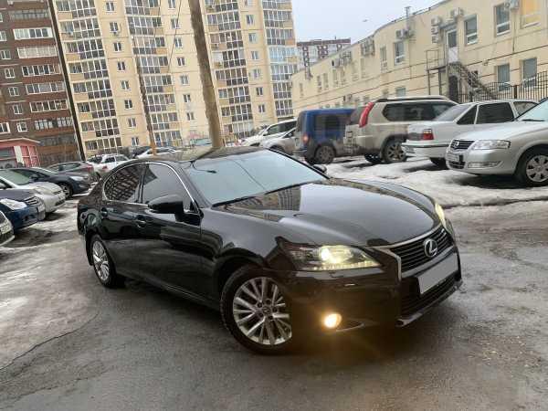 Lexus GS350, 2012 год, 1 299 000 руб.